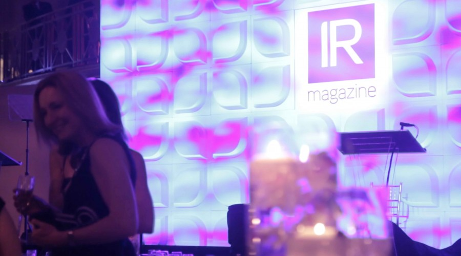 IR Magazine Awards 2015 at Cipriani's New York City