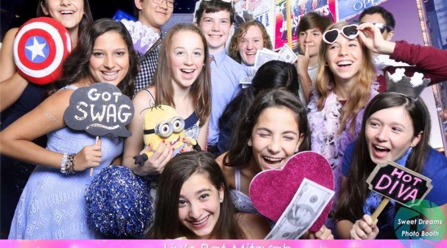 Top 10 Photo Booth Pictures Bar Mitzvah Parties – Sweet Dreams Studio