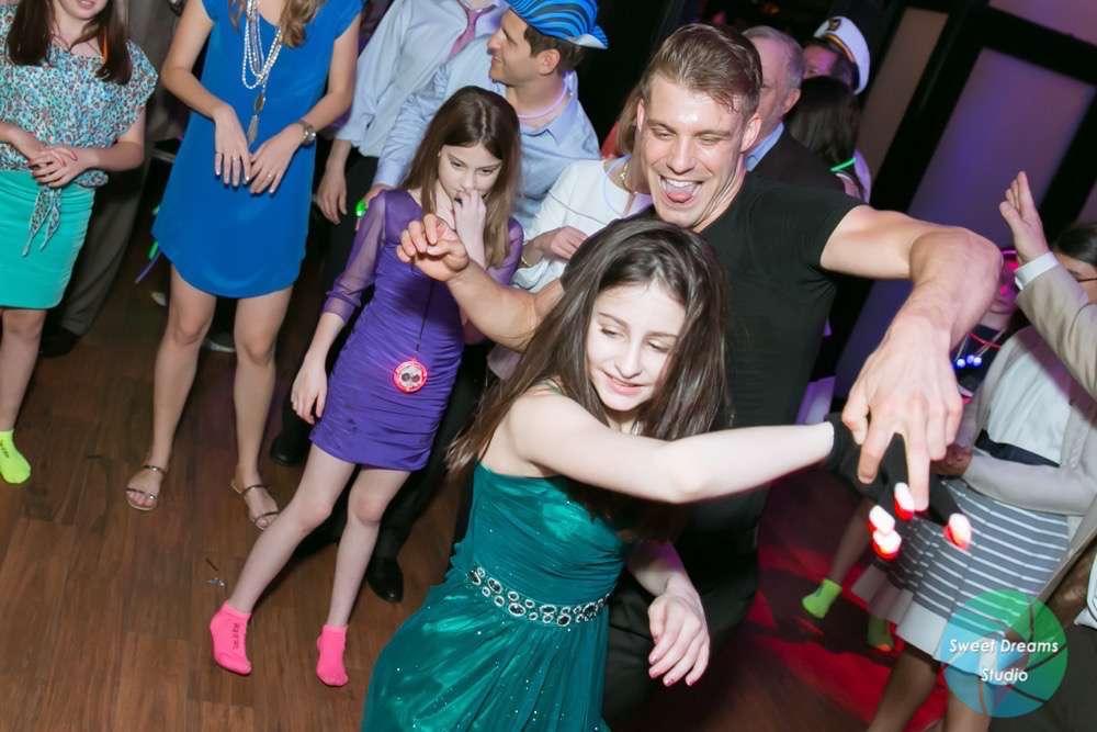 bar bat mitzvah party photographer nj ny