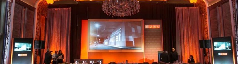 Investors Conference at Waldorf Astoria Hotel NYC