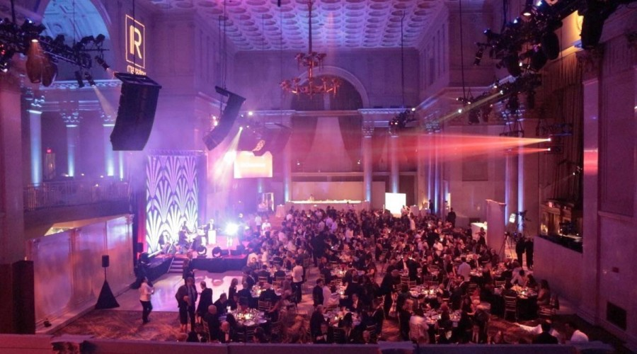 Video IR Magazine Awards US 2016 Cipriani Wall Street NYC