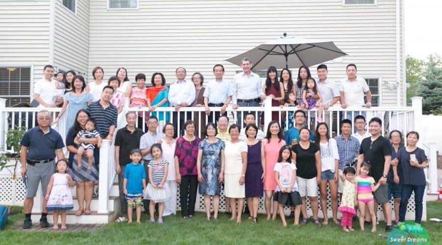 Family Reunion Photos Westfield NJ