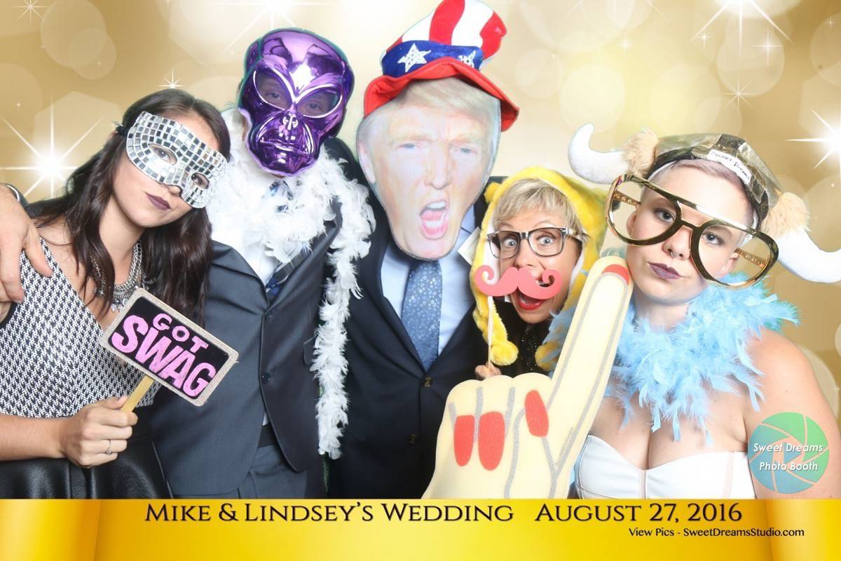 donald trump party