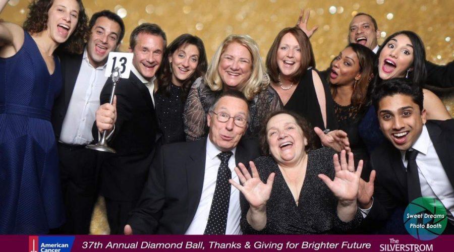 Photo Booth Rental American Cancer Society Diamond Ball 2016 Westmount Country Club NJ
