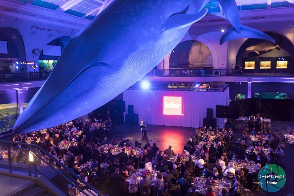 Photography Executive Leaders NYC Gala 2016 at American Museum Natural History + Joe's Pub