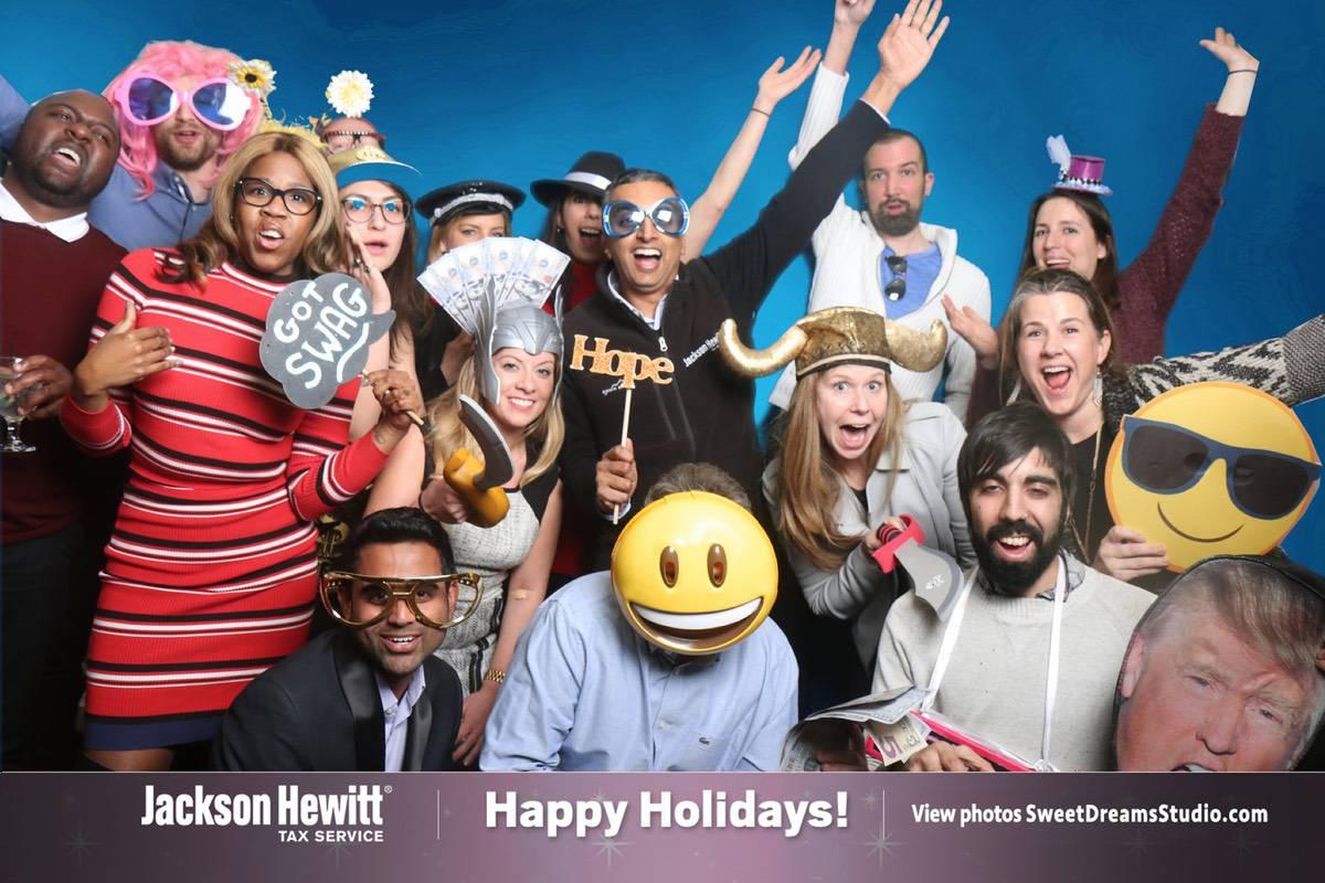 jackson hewitt holiday party liberty restaurant nj