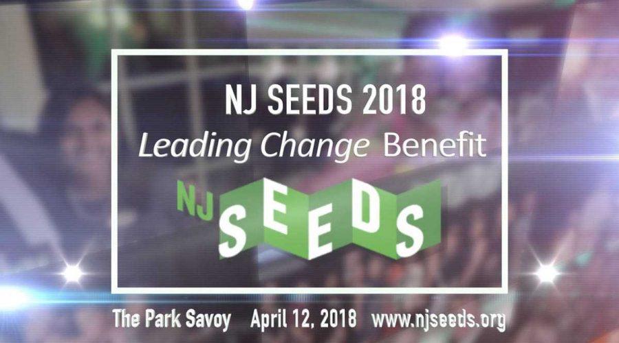 Corporate Videography NJ SEEDS 2018 Leading Change Benefit at Park Savoy NJ