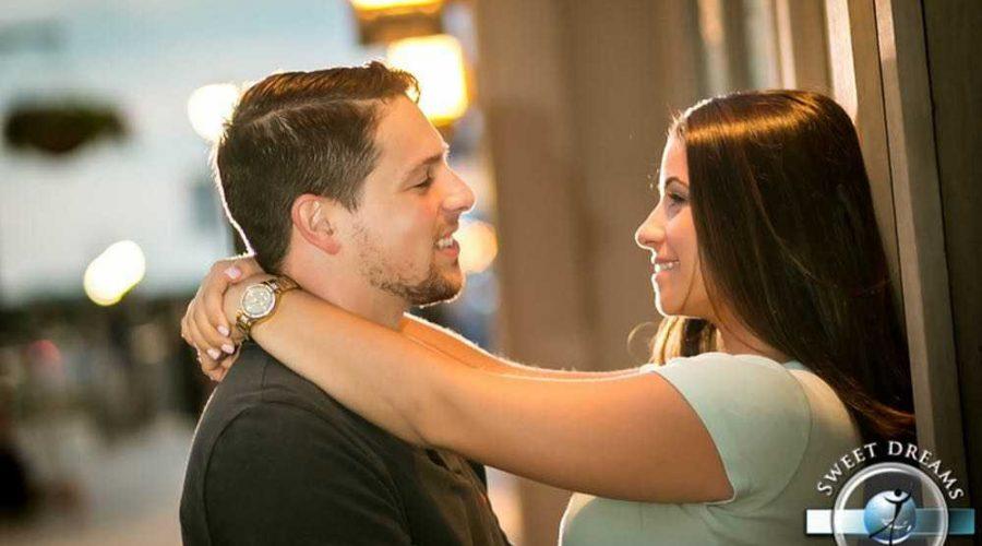 Engagement Photography Susan + Dan Long Branch Beach NJ