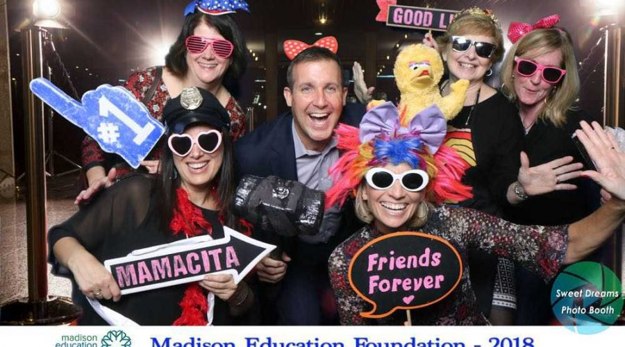 Photo Booth Madison Education Foundation Fundraiser Westin Morristown NJ