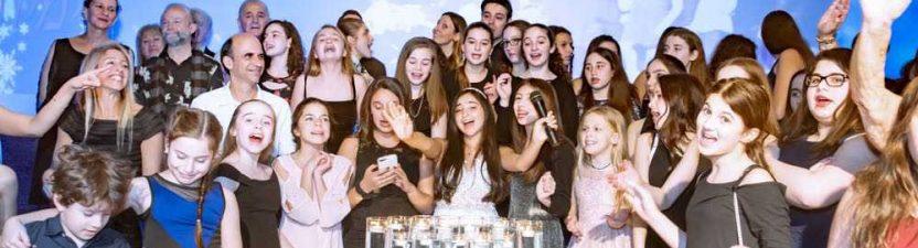 Videography Yamit Bat Mitzvah Club Vibe NJ