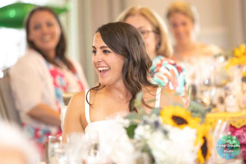 wedding photography bridal shower party nj