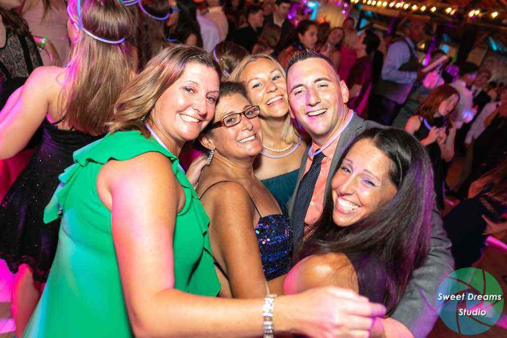 bat mitzvah party NJ photography