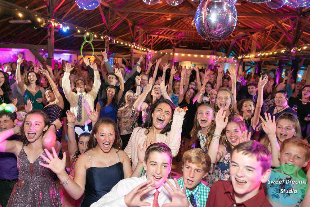 bar mitzvah party NJ