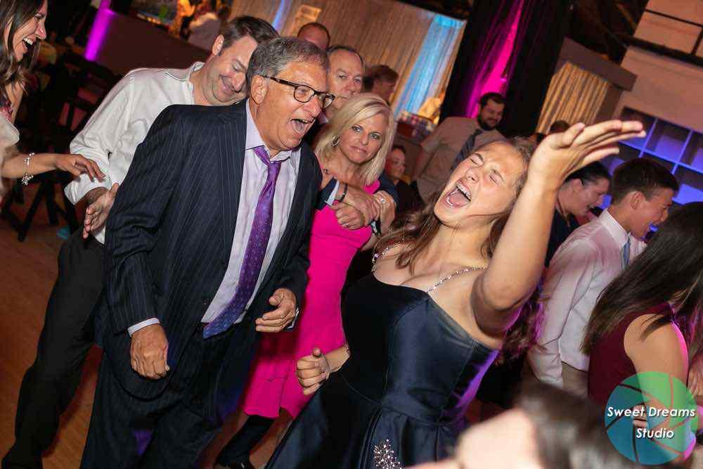 bar mitzvah party photographer NJ